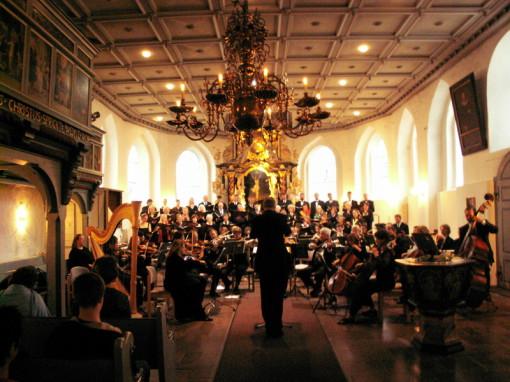 Orchester Sinfonietta Lübeck und Chor Heide-Holstein, 2005